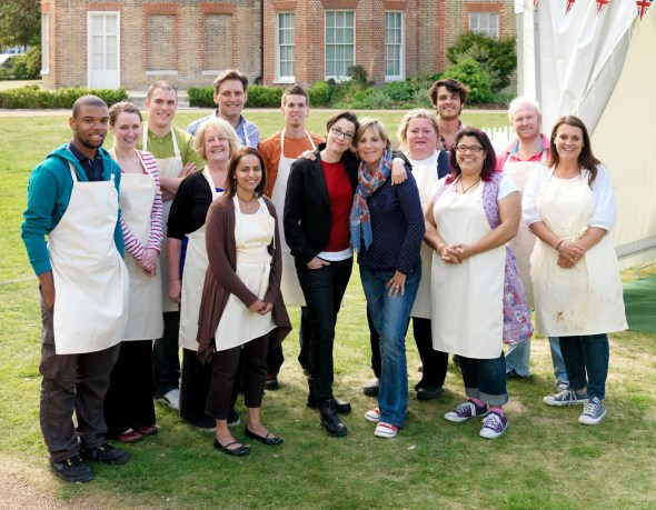Great British Bake Off Final 12, summer 2011