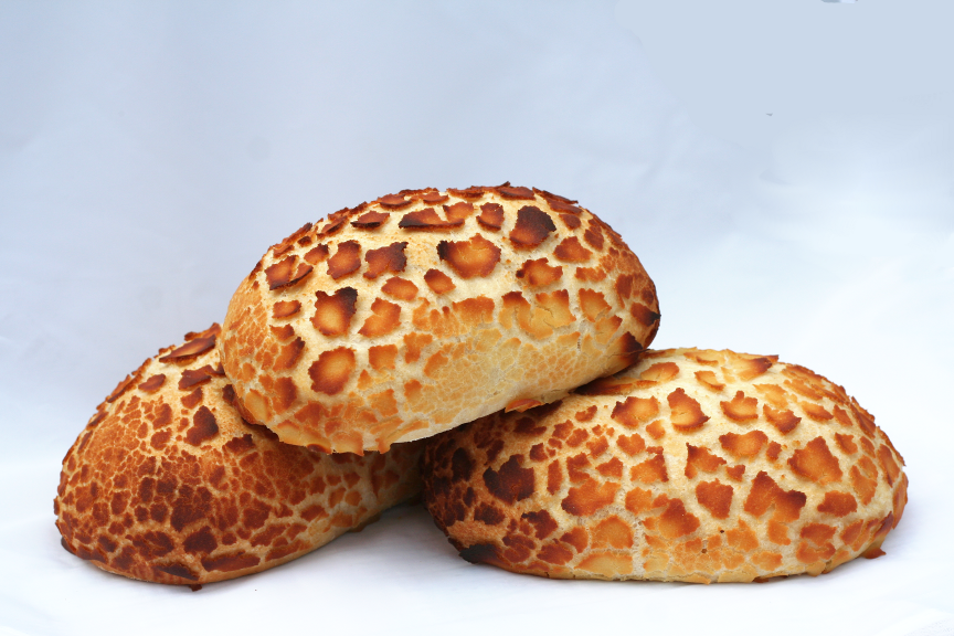 Tiger Bread from TimeToCookOnline