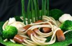 Sausage Spaghetti Monsters