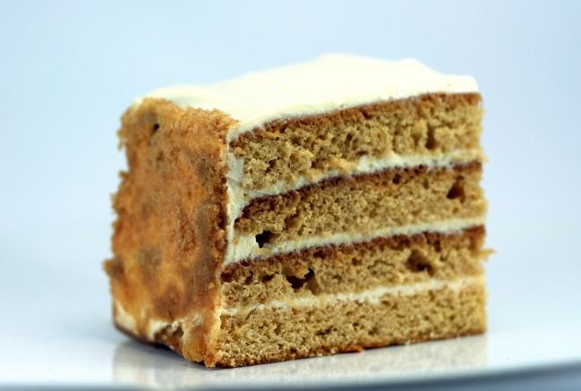 Layered Polish Honey Cake