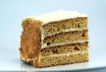 Layered Russian Honey Cake