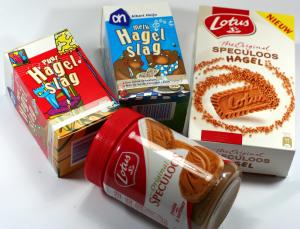 Dutch Breakfast items