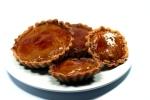 Butterscotch Brulee Tarts