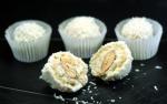 Creamy, crunchy, coconut Rafaellos