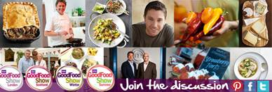 BBC Good Food Show Banner