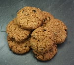 Currant Oat Biscuits