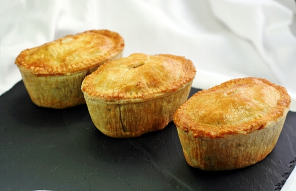 Cheese and Potato Pies