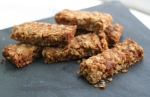 Coconut Oat Crunchies