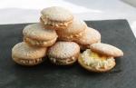 Coconut Orange Biscuits