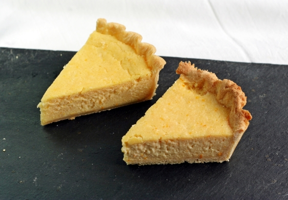 Orange Blossom Tart