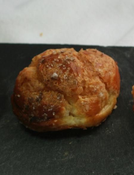 Salt Chouquettes