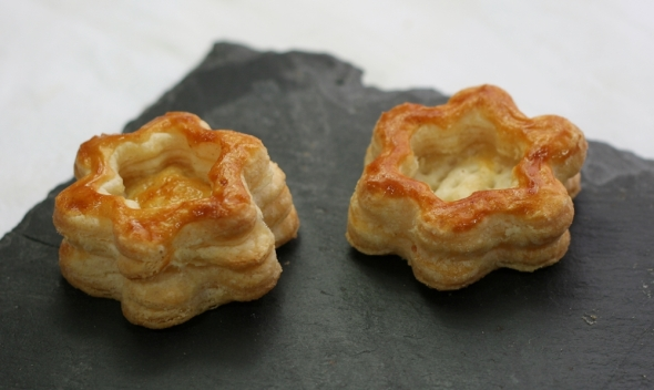 Flower Vol Au Vents