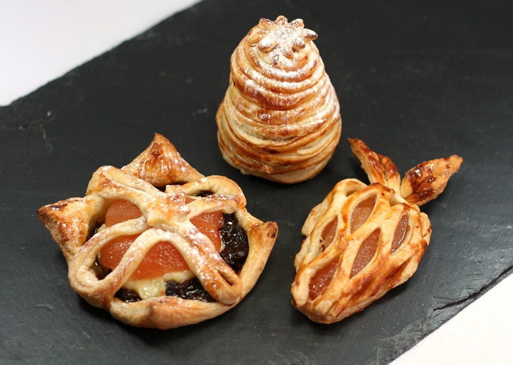 Puff Pastry Things | Time To Cook - Online