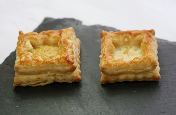 Square Vol Au Vents