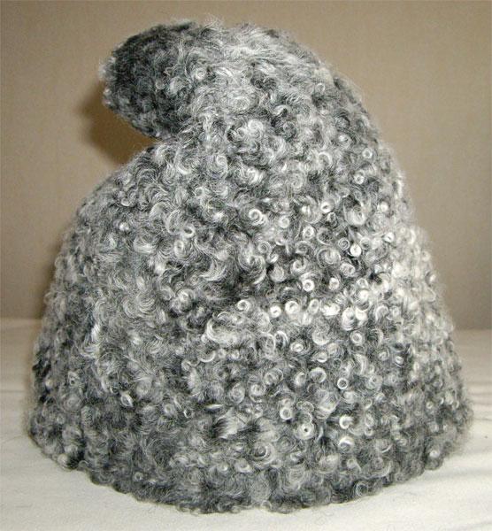 Astrakhan Shepherd's Hat