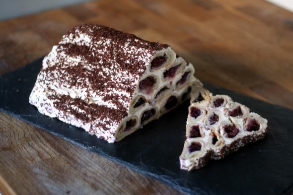 Woodpile Cake