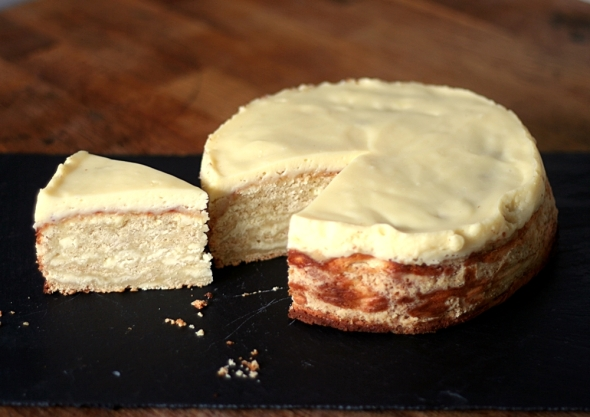 Hungarian Cheesecake