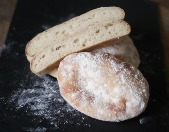 Potato Pitta