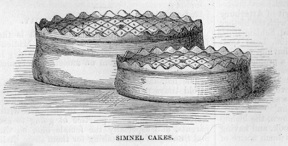 Shrewsbury Simnels