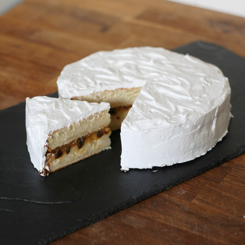 Lane Cake | Time To Cook - Online