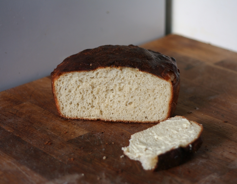 Overnight Bread