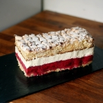 Heaven and Hell Meringue Cake