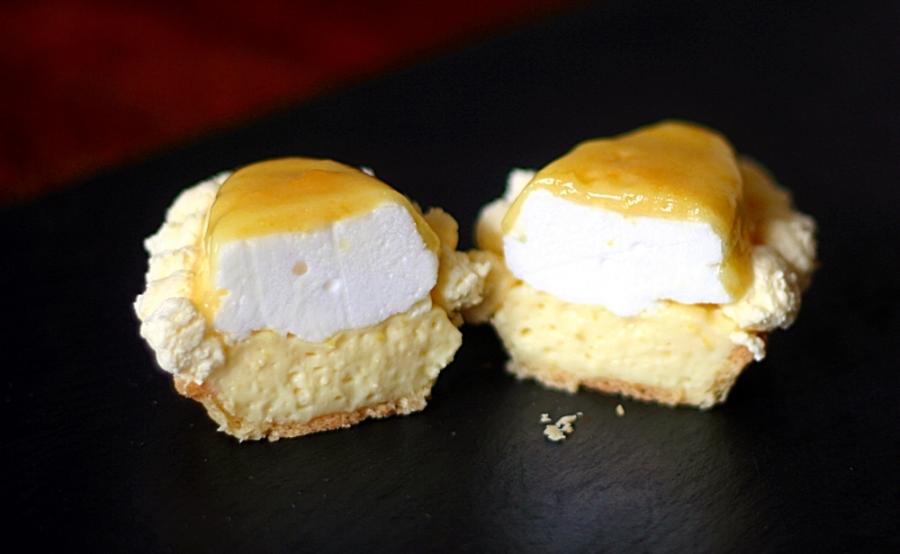 New Lemon Meringue Pie cross-section