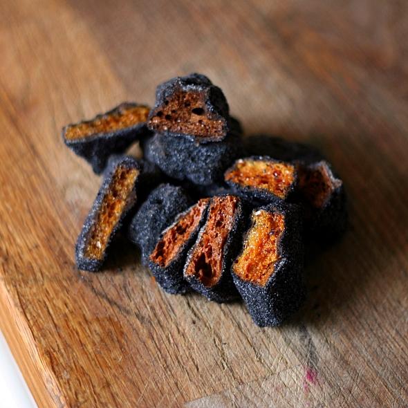 cinder toffee coal