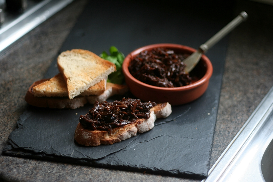 oxtail marmalade