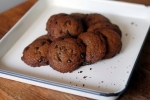 Gluten-free Dairy-free Chocolate Chip Biscuits