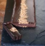 Gluten-free, Dairy-free Chocolate Praline Tart
