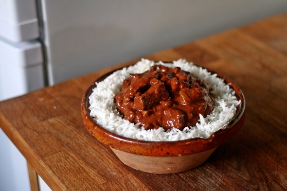 Guinness Chocolate Chilli