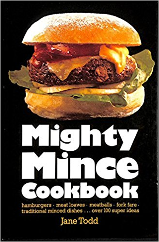 Mighty Mince cookbook