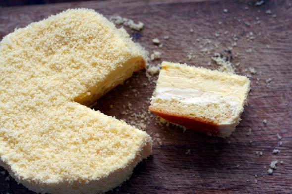 Hokkaido Double Cheesecake