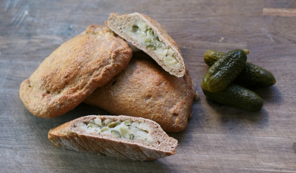 Pickle Pasties